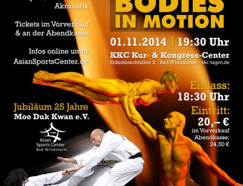 Gala Event: Bodies in Motion