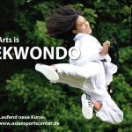 Werbung Taekwondo TKD01_AK1